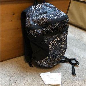 Lululemon Run All Day backpack bag running rare